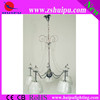 wicker shape fabric crystal chandelier lamp modern lightings