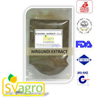 Nirgundi Extract Vitex negundo from India