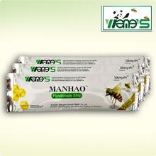 80 Strips Bee Varroa Medicine ManHao More Powerful Fluvalinate Strips