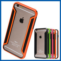 C&T Ultra Slim THIN Hybrid Armor Case for iPhone 6 BUMPER Frame Cover