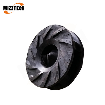 MIZZTECH E4147 A05 Slurry Pump Impeller for 6/4 D-AH or 6/4 E-AH