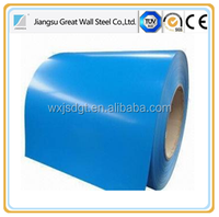 JIS G3321 Hot Dipped Aluzinc Roofing 16 Gauge Corrugated Steel Sheets