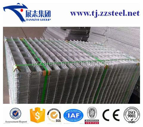 concrete reinforcing steel welded wire mesh panel welded mesh