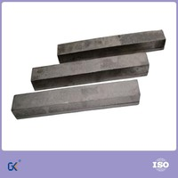 Long wear life bimetallic high chromium molybdenum white iron standard wear bar
