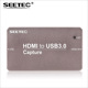 1080p 60fps USB3.0 Capture HDMI hdmi recording card for Livestream