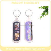 Customized Acrylic Keychain/ Keyring