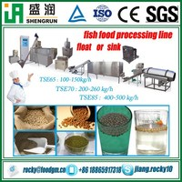 Fish food production equipment for Aquatic agriculture