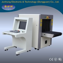 6550 checked 100kg baggage airport security x ray machines