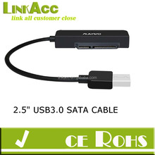 K104A USB 3.0 TO SATA 2.5 INCH HDD SSD ADAPTER CABLE CONVERTOR