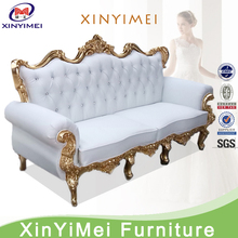 New product modern leather living room indian wedding sofa