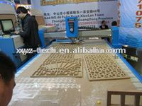 LOW PRICE! hobby cnc router MDF XJ1224 professional cnc woodworking machine