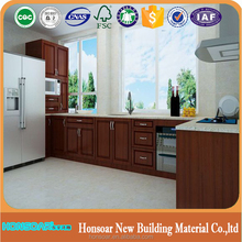 Multifuntional kitchen plywood mini bar counter