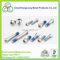 industrial stainless steel fastener manufacture for screws and studs