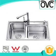 Simple design modern design newest most popular recyclability stainless steel sink