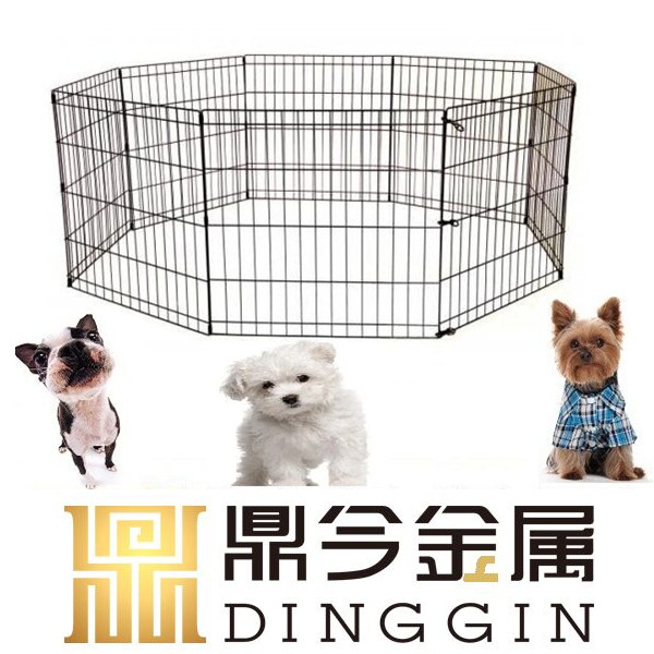 The modular dog fence panel