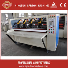 HOT SALE Corrugated cardboard slitter scorer/Thin blade slitting machine for paper machine