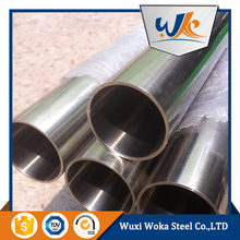 sus 430 stainless steel pipe/tube material in china