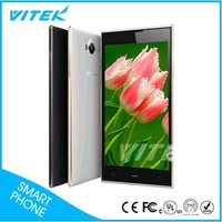 Alibaba Hot Slim Mobile MTK6582M Quad Core 2gb Ram Android Smartphone