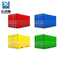 Strong Earthquake Resistance Container Modular House Prefab Houses