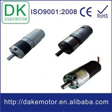 diameter 36mm dc planetary motor geared motor catalogue