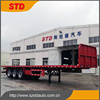 China Supplier 3 Axle 40 Feet