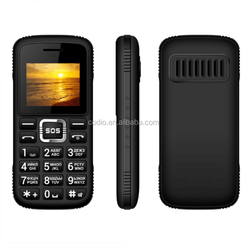 Support 3 family darling numbers senior feature phone mobile