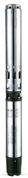 Water Filled Solar Submersible Pump 4SP3-9