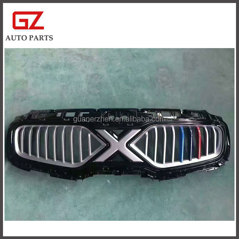 converted LED light Grille x-man type for 2016 2017 latest sportage