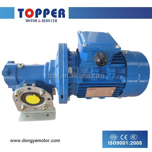 VF SERIES REDUCER,VF WITH ELECTRIC MOTOR