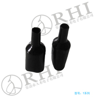 T 3 UL94V0 Approved China Manufacturer new products PVC protective caps/square rubber caps