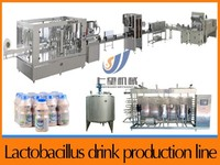 China manufacturer exported yogurt production line dairy processing line