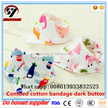 Eco-Friendly Feature,Washable,Anti-Bacterial, and Baby Bibs Product Type cotton baby bibs