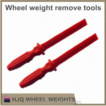 wheel weight removal tools