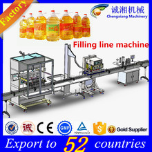 Full auto machine for filling vegetable oil in bottle,liquid filling machine,washing and filling olive oil bottles