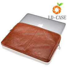 "New Leather Envelope Sleeve Laptop Case for MacBook Air 13"" Bag Protector"