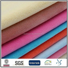 100 polyester knit pile fabric for pajamas winner