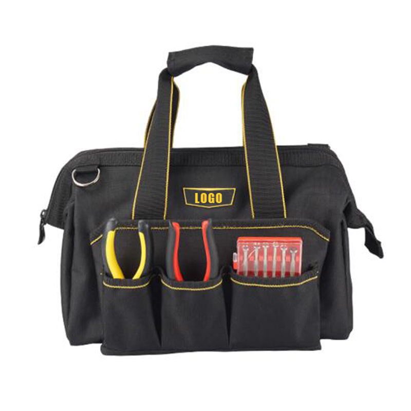 Large capacity electrician tooling tote bags for men