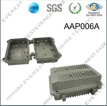 Ningbo everest AAP006A Chassis Full Aluminum Amplifier Enclosure/Mini AMP Case/Dac Box
