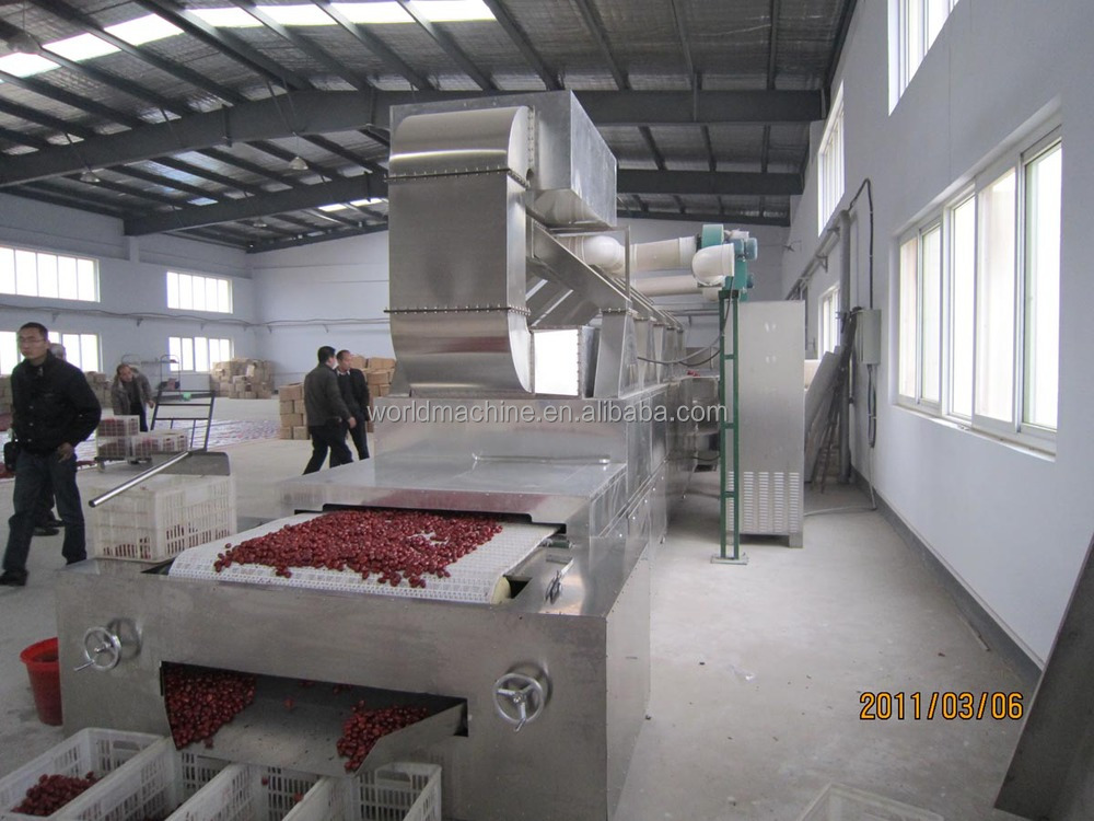 Industrial Microwave Dryer Heating Systems/Tunnel Microwave Dryer/chemical dryer for sale