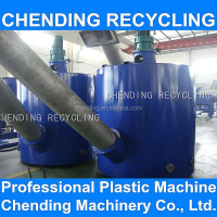CHENDING COST OF PLASTIC RECYCLING MACHINE