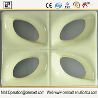 New Hollow Ceramic Brick for Restaurant / Hotel room divider decor