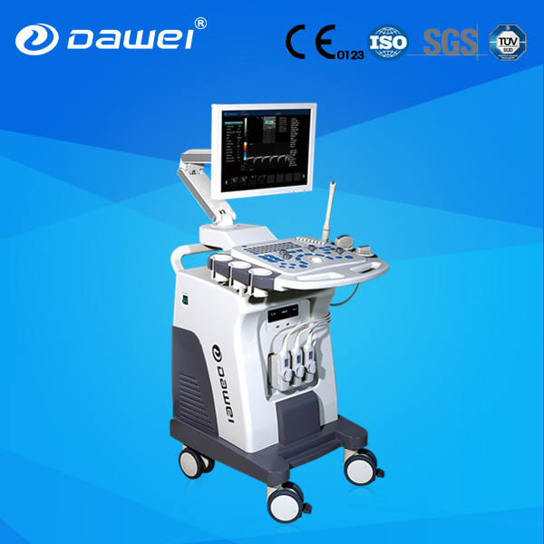 new design echo doppler portable with certificate