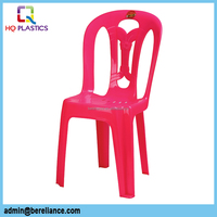 Restaurant Dining outdoor Plastic Chairs