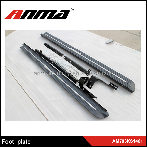 Supply high quality car side step / car accessories