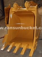 High-strength steel Wholesale Price RSBM-E320D hydraulic excavator bucket