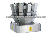 10 heads multi-head combination weigher