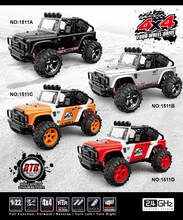 Subotech BG1511 fast speed 1:22 RC car toys off-road Jeep truck car toys for boy toys