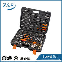 120 PCS PROFESSIONAL HAND TOOLS KIT SOCKET KIT,BIT SOCKET KIT