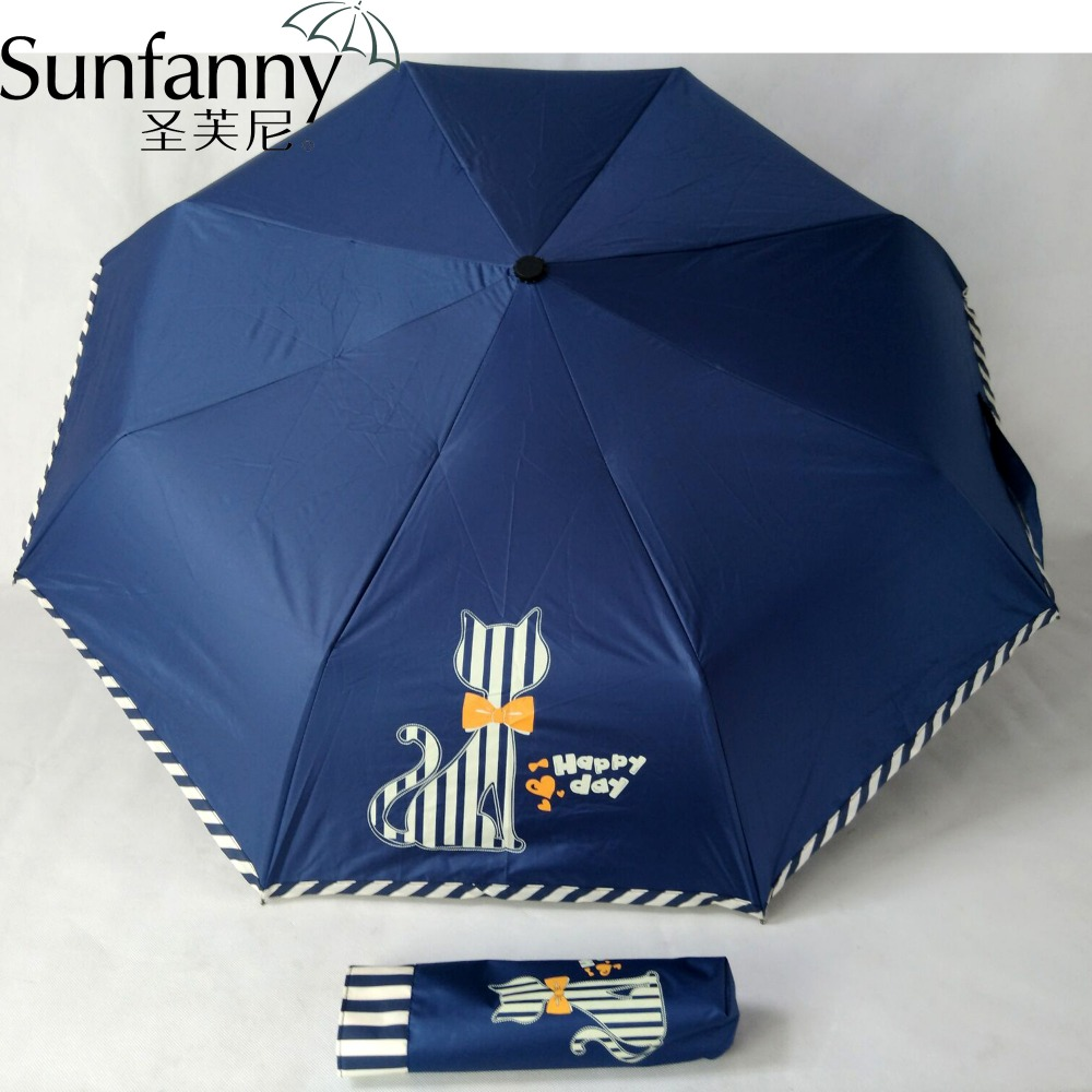 folding parasol and rain umbrellas for promotion and profession