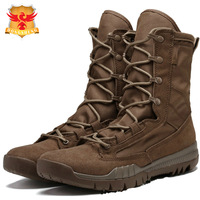 Wholesale men sand color desert army military boot